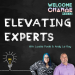Podcast art for Elevating Experts with Louise Poole and Andy Le Roy.